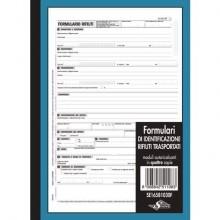 Ambiente Semper formulario di identificazione rifiuti - blocco SE165810300