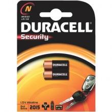 Batterie alcaline Duracell N (MN9100) apri cancello/macchina MN9100 conf. da 2 - DU26
