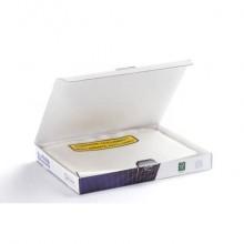 Buste autoadesive portadocumenti WePack f.to 24x13,5 cm trasparente con scritta conf. da 100 buste - 240135100S