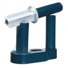 Dispenser per film estensibile VIVA plastica nero ? 38mm 1397