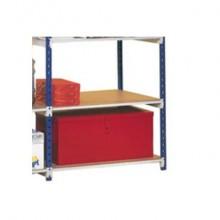 Scaffalatura metallica Paperflow Rang'Eco copriripiani faggio Conf. 5 ripiani - K607135