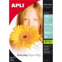 Carta fotografica inkjet Decadry A4 alta qualità - finitura lucida - 280 gr. bianco  Conf. 100 fogli - T900006