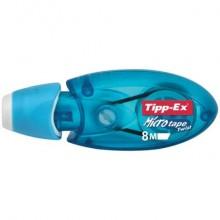 Correttore a nastro TIPP-EX Micro Tape Twist 5 mm x 8 mt Conf. 10 pezzi - 8706151