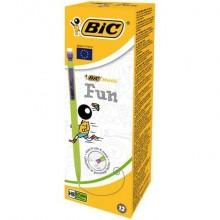 Portamine BIC Matic Fun 0,7 mm HB assortiti scatola da 12 - 8209601