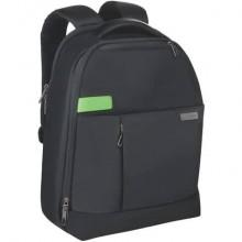 """Zaino portacomputer Leitz Smart Traveller 13,3"""" poliestere 2 scomparti nero - 60870095"""