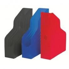 Portariviste King Mec Magazine Rack - dorso 7,2 cm nero 45010