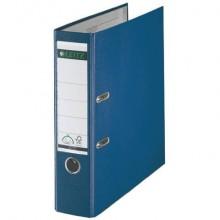 Registratore 180° in plastica Leitz con dorso da 8 cm A4 blu 10105035