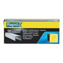 Punti metallici Rapid Super Strong a filo fine 13/10 conf. da 5000 - 11840600