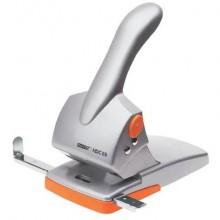 Perforatore a 2 fori Rapid HDC65 Fashion 65 fogli grigio/arancio 20922603