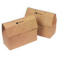 Sacchetti riciclabili distruggidocumenti Rexel 30 L conf. da 20 - 2102063