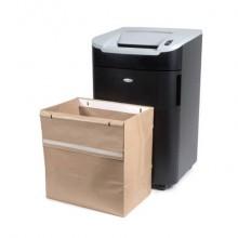 Sacchetti riciclabili distruggidocumenti Rexel 115 L conf. da 50 - 2102248