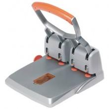 Perforatori a 4 fori Rapid HDC150/4 Supreme 150 fogli grigio/arancio 23223100