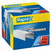 Punti metallici Rapid Super Strong 9/14  conf. da 5000 - 24871500