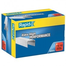 Punti metallici Rapid Super Strong 73/12  conf. da 5000 - 24890800