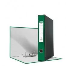 Registratore con custodia Esselte G54 EUROFILE protocollo D5 cartone rivestito in PP verde - 390754180