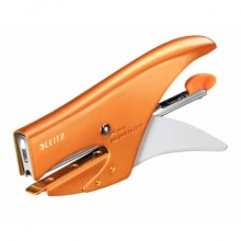 Cucitrice fino a 15 fogli Leitz 5547 WOW arancione metallizzato 55472044
