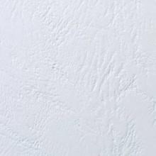 Copertine per rilegatura GBC Leathergrain in cartoncino goffrato a4 bianco  conf da 100 copertine - CE040070