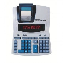 Calcolatrice stampante termica IBICO 1491X IB404207
