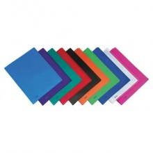 Portalistino a fogli fissi FAVORIT Sviluppo buccia d'arancia 22x30 cm 10 buste blu - 100460245