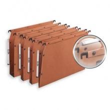 Cartelle sospese per armadio  ELBA Ultimate interasse 33 cm arancione fondo U3 Conf. 25 pezzi  100330475