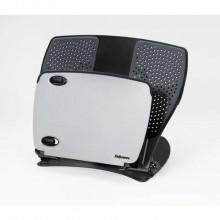 Supporto FELLOWES notebook Professional Series™ plastica e metallo nero/silver 8024602