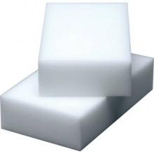 Spugna abrasiva Vileda Professional Miraclean in resina bianco conf. da 12 - 102750