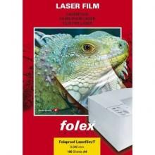 Film adesivo per laser e copiatrici Folex Folaproof traslucido 0,09 mm A3 Conf. 100 pezzi - 09734.090.43000