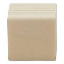 Supporti per targhe scrivibili Tag Securit® in legno 2,5x2,5 cm legno set da 6 cubi - TAG-HLD-TE