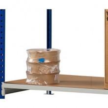 Ripiani per scaffalatura Paperflow RANG'ECO ad incastro regolare faesite beige 100x60 cm  Conf. 3 pezzi - K603165