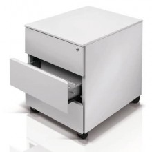 Cassettiera Tecnical 2 bianco  C3