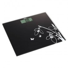 Bilancia pesapersone digitale Melchioni max 150 kg nero 118230011