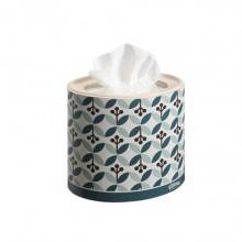 Veline facciali KLEENEX® in carta 3 veli bianco cartone da 64 fogli - 8826