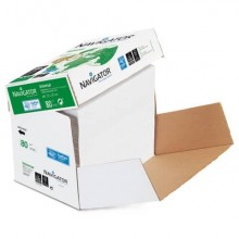 Carta per fotocopie A4 Navigator Universal 80 g/m² Scatola da 2500 fogli - NUN0800652
