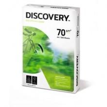 Carta per fotocopie A4 Discovery 70 g/m²  Risma da 500 fogli - NDI0700186 (Conf.5)