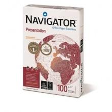 Carta per fotocopie A4 Navigator Presentation 100 g/m² Risma da 500 fogli - NPR1000169 (Conf.5)