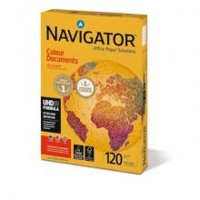 Carta per fotocopie A4 Navigator Colour Documents 120 g/m² Risma da 250 fogli - NCD1200071 (Conf.8)
