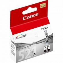 Serbatoio inchiostro CLI-521 BK Canon nero 2933B001