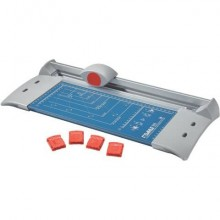 Taglierina a rullo Dahle Hobby  con pressino automatico blu R000505