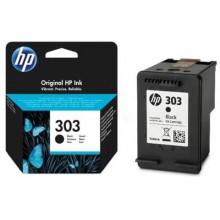 Cartuccia inkjet ink pigmentato 303 HP nero T6N02AE