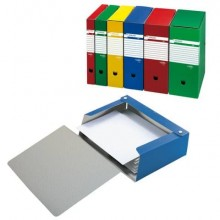 Cartella portaprogetti Sei Rota Spazio - dorso 8 cm. blu 67890807