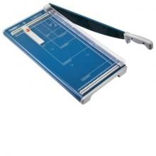 Taglierina a leva Dahle con pressino manuale luce 460-1,5 mm blu - R000534