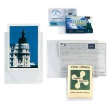 Buste in PP liscio Sei Rota Soft - alto spessore trasparente Conf. 100 pezzi - 650610