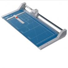 Taglierina a rullo Dahle con pressino automatico luce 510 mm blu R000552