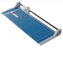 Taglierina a rullo Dahle con pressino automatico luce 720 mm blu R000554