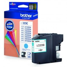 Cartuccia inkjet LC-223 Brother ciano  LC-223C