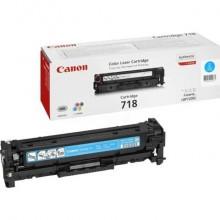 Toner CRG 718 C Canon ciano  2661B002