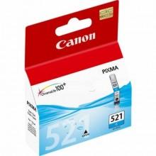 Serbatoio inchiostro CLI-521 C Canon ciano 2934B001